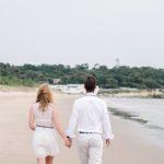 shooting couple au bord de la plage de Royan en Charente maritime photos réalisé par pixaile photography photographe professionnel